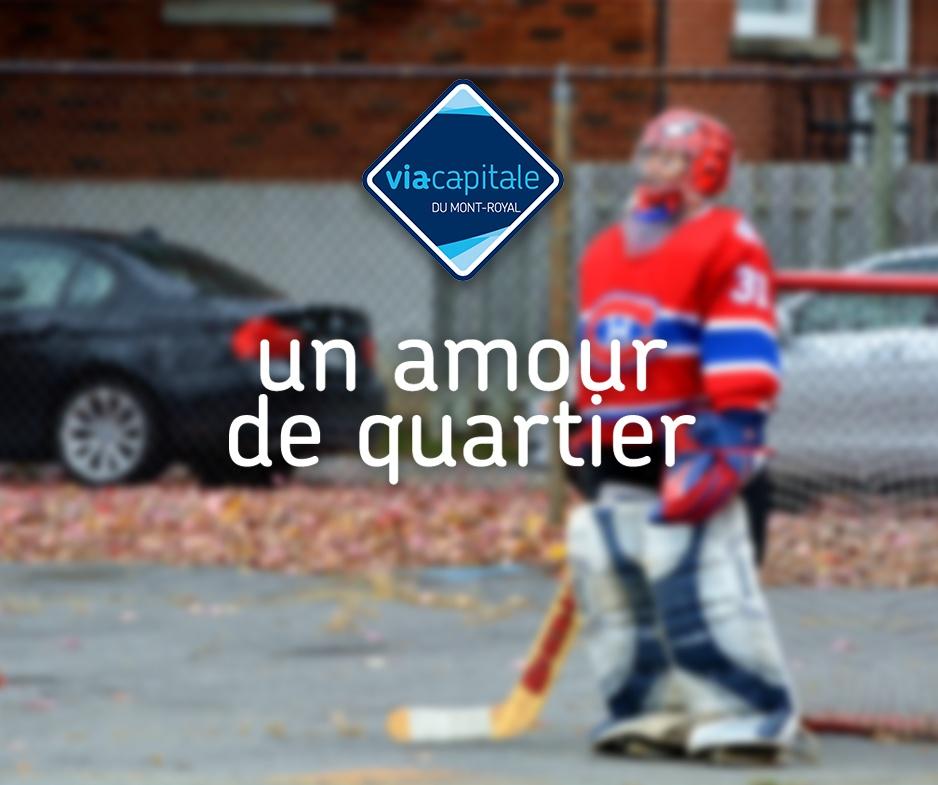 Un Amour de Quartier: Le Plateau-Mont-Royal