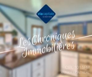 Chronique Immobilière