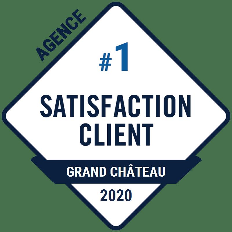 Prix de la satisfaction client gagné par VCMR