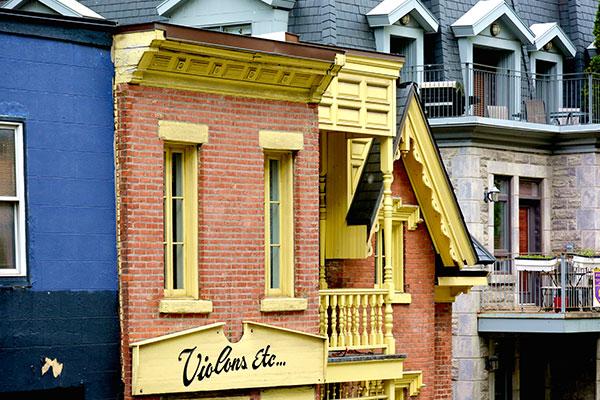 Photo facade Montreal pour un article blogue immobilier