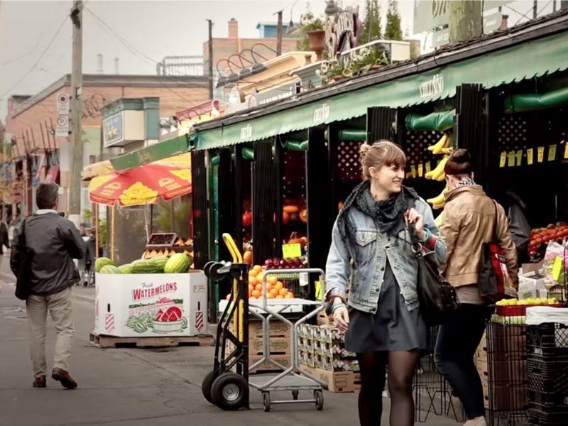 Le marché Jean-Talon: un lieu unique où régaler ses yeux et ses papilles!
