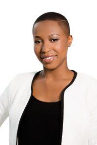 Charlyse Amoussou courtière agence immobilière Via Capitale du Mont-Royal
