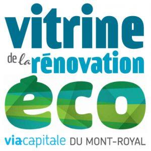 Vitrine de la renovation ecologique Mont-Royal logo