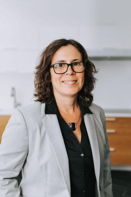 Nathalie Morin courtière agence immobilière Via Capitale du Mont-Royal