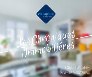 Chronique Immobilière - 10-11-2015